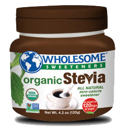 Image of Organic Stevia Jar