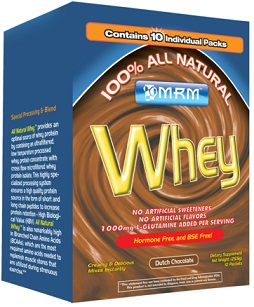 Image of Whey Protein Powder Dutch Chocolate