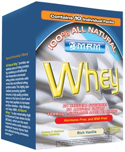 Image of Whey Protein Powder Rich Vanilla