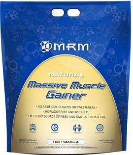 Image of Massive Muscle Gainer Weight Gainer Vanilla