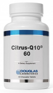 Image of Citrus-Q10 60 mg Chewable