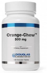 Image of Orange-Chew 500 mg (Chewable Vitamin C)