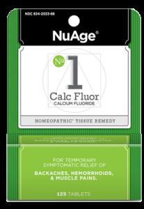 Image of #1 Calc Fluor Calcium Fluoride