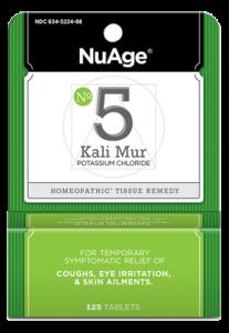 Image of #5 Kali Mur Potassium Chloride