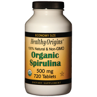 Image of Sprirulina 500 mg Organic/Kosher