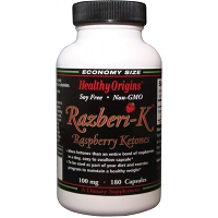 Image of Razberi-K Raspberry Ketone 300 mg