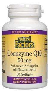 Image of Coenzyme Q10 50 mg