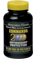 Image of Commando 2000 Antioxidant Protection