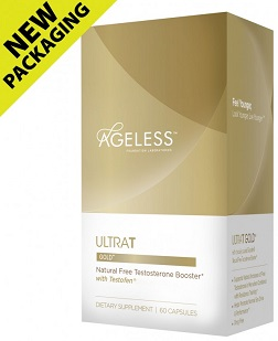 Image of Ultra T GOLD Natural Free Testosterone Booster