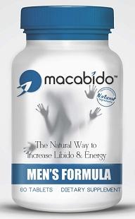 Image of Macabido MEN's Formula