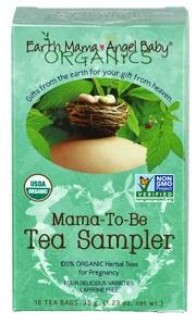 Image of Tea Mama-to-Be Sampler Organic
