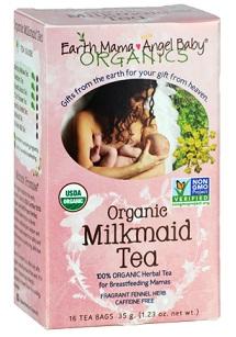 Image of Tea Milkmaid Organic