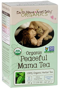 Image of Tea Peaceful Mama Organic