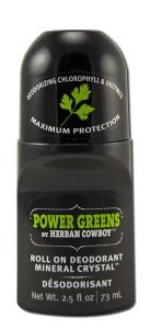 Image of Deodorant Roll-On Power Greens