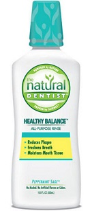 Image of Healthy Balance All Purpose Rinse Peppermint Sage
