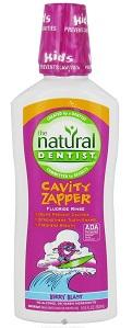 Image of Kids Cavity Zapper Fluoride Rinse