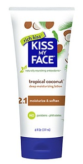 Image of 2 in 1 Moisturize & Soften Tropical Coconut (deep moisturizing lotion)