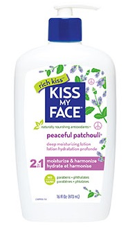 Image of 2 in 1 Moisturize & Harmonize Peaceful Patchouli (deep moisturizing lotion)