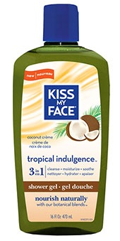 Image of 3 in 1 Shower Gel Tropical Indulgence