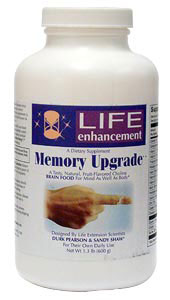 Image of Memory Upgrade Drink Mix Life Enhancement