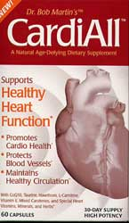 Image of CardiAll Supports Healthy Heart Function