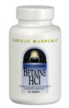 Image of Betaine HCl 650 mg