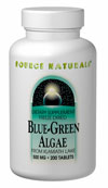 Image of Blue-Green Algae 500 mg
