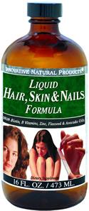Image of Liquid Hair, Skin & Nails Formula
