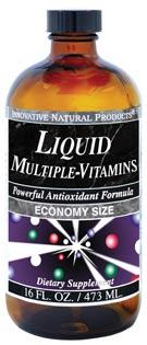 Image of Liquid Multiple Vitamins