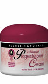 Image of Progesterone Cream Jar