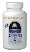 Image of Acerola Cherry Chewable C 500 mg