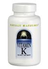 Image of Vitamin K 500 mcg, Vegetarian