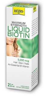 Image of Liquid Biotin 5000 mcg