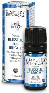 Image of Blend Therapy Blissful and Bright (mood boosting blend)