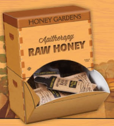 Image of Raw Honey, On The Go Packets