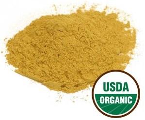 Image of Organic Rhubarb Root Powder