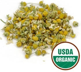 Image of Organic Chamomile Flower Whole