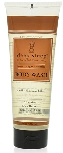 Image of Body Wash Brown Sugar Vanilla