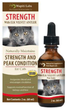 Image of Cat Strength Formula Tinctures