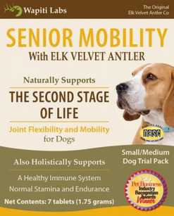 Image of Mobility Senior Trial Pack for Small to Medium Dogs