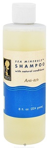 Image of Sea Minerals Shampoo with Natural Conditioner (anti-itch)
