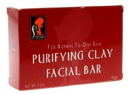 Image of Purifying Clay Facial Bar (normal to oily skin)