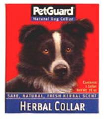 Image of Herbal Collar for Dogs