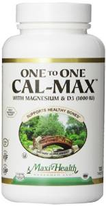 Image of One To One Cal Max