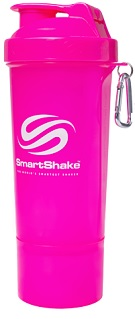 Image of Slim Shaker Cup 17 Ounces Neon Pink