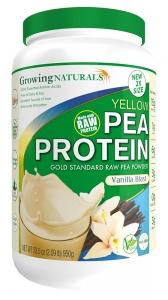 Image of Pea Protein Powder Vanilla Blast