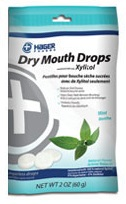 Image of Xylitol Dry Mouth Drops Mint