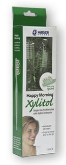 Image of Happy Morning Xyltiol Disposable Toothbrush