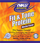 Image of Fit & Tone Protein Mocha Flavor