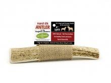 Image of Elk Antler Chew 8in-Split